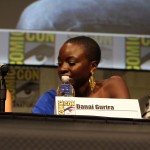 SDCC 2012: The Walking Dead panel: Danai Gurira