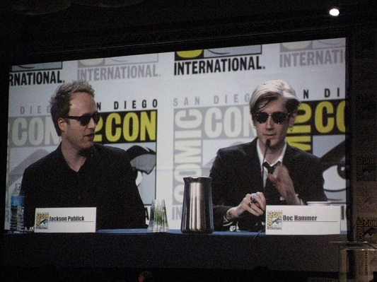 The Venture Brothers Panel