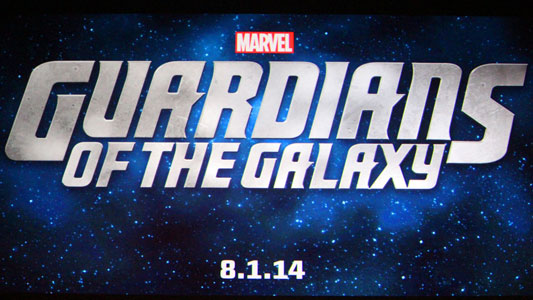 SDCC 2012: Marvel Panel: Guardians Of The Galaxy