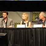 SDCC 2012: Silent Hill: Revelation panel: Michael J. Bassett, Adelaide Clemens, Samuel Hadida