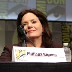 SDCC 2012: The Hobbit: An Unexpected Journey panel: producer Philippa Boyens