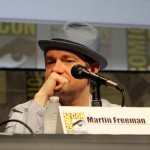 SDCC 2012: The Hobbit: An Unexpected Journey panel: Martin Freeman