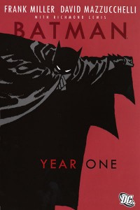 Batman Year One by David Mazzucchelli