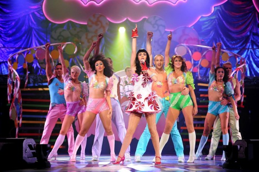 Katy Perry: Part of Me 3D Dance Number