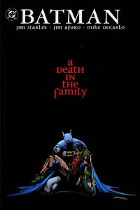 A Death In The Family by Jim Aparo