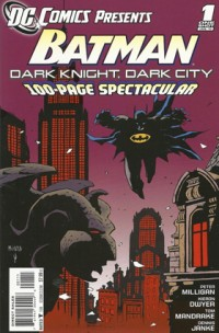 Dark Knight, Dark City by Mike Mignola