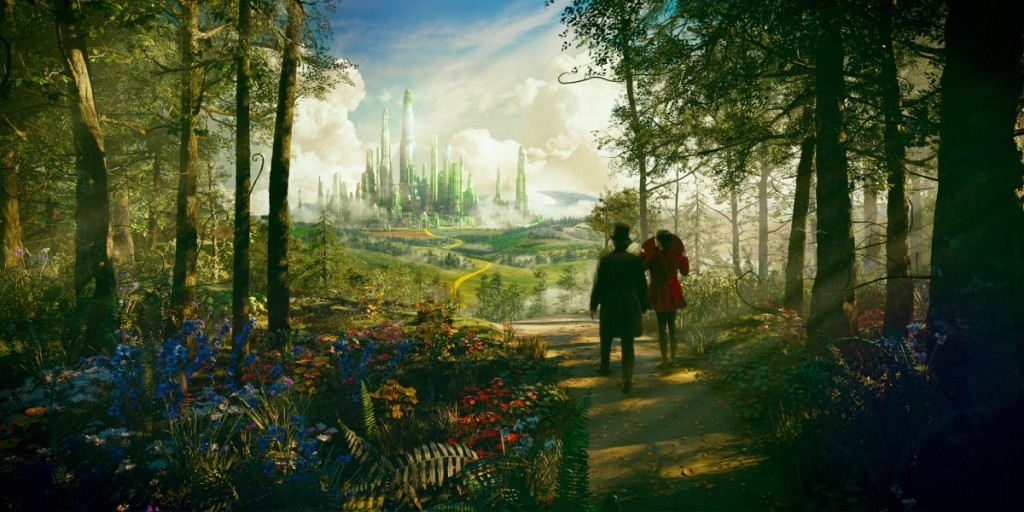 Oz: The Great and Powerful 02