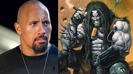 Dwayne The Rock Johnson May Play As Lobo