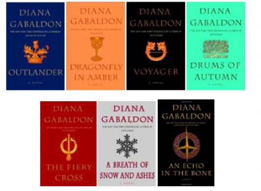 Outlander Book Series Image