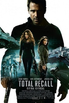 Total Recall 2012 Remake