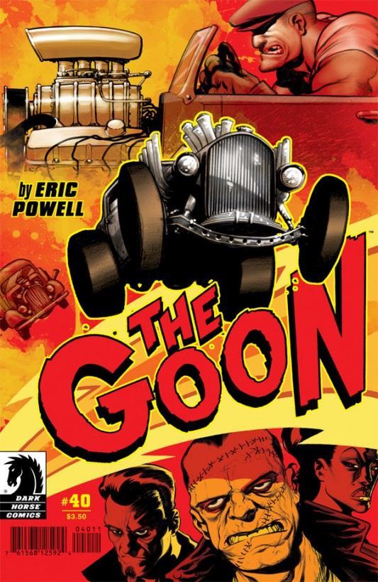 The Goon #40 by Eric Powell