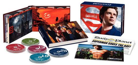 Smallville: The Complete Series Box Set