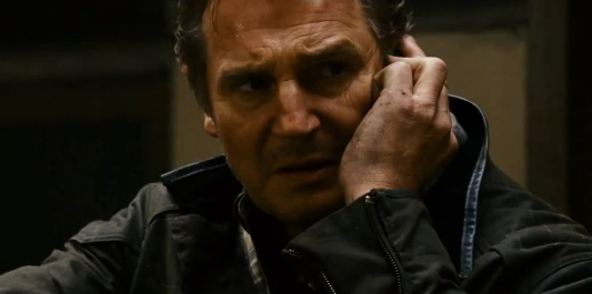 Taken 2 Trailer Header