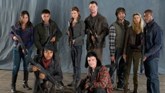 Red Dawn Cast Header