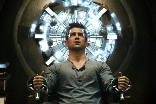 Total Recall Is Totally Forgettable
