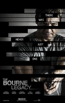 The Bourne Legacy Poster