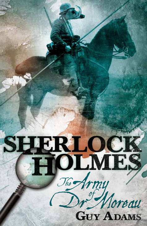 Sherlock Holmes - The Army of Dr. Moreau