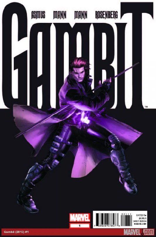 Gambit #1 by Clay Mann