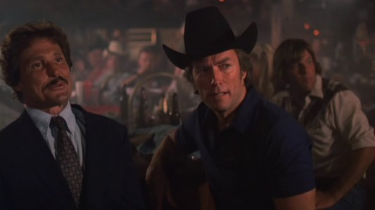 Clint Eastwood and William Smith
