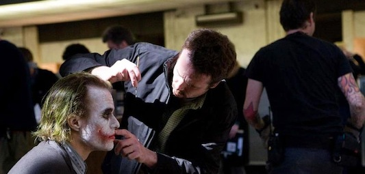 The Art and Making Of The Dark Knight Trilogy - Joker Makeup