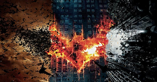 The Art and Making of The Dark Knight Trilogy: Logo