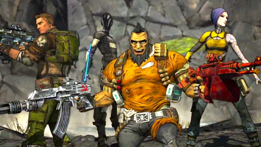 Gearing Up For 'Borderlands 2' September Launch