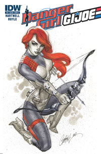 Danger Girl G.I. Joe #2