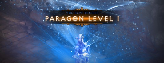 Diablo III Paragon Level