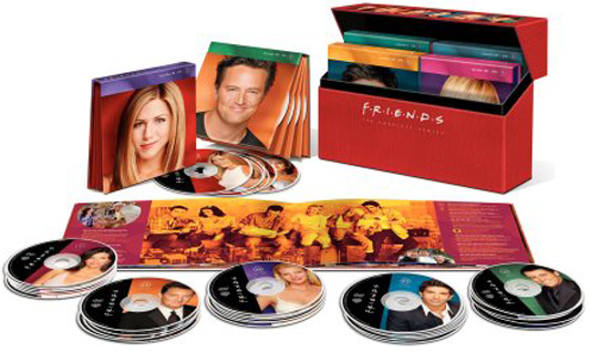 Friends - The Complete Series Collection DVD Box Set