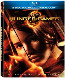 The Hunger Games Blu-ray Image