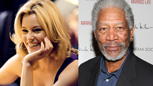 Elizabeth Banks and Morgan Freeman To Voice Characters in Lego Movie