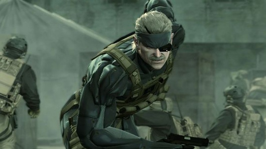 Metal Gear Solid Header