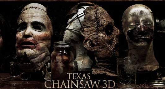 Texas Chainsaw 3D Poster Header