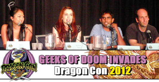 Dragon*Con 2012: The Guild panel