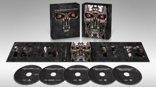 Terminator Anthology Box Set