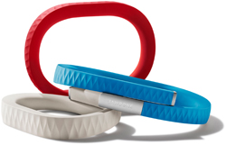 Jawbone UP bands