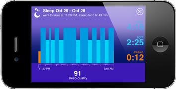 Jawbone UP Sleep Cycle Monitor