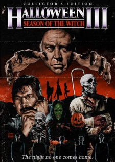 9960e32dc DVD Review: 'Halloween III: Season Of The Witch' Collector's Edition