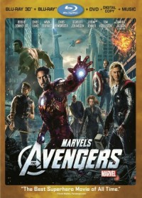 The Avengers Blu-ray Image