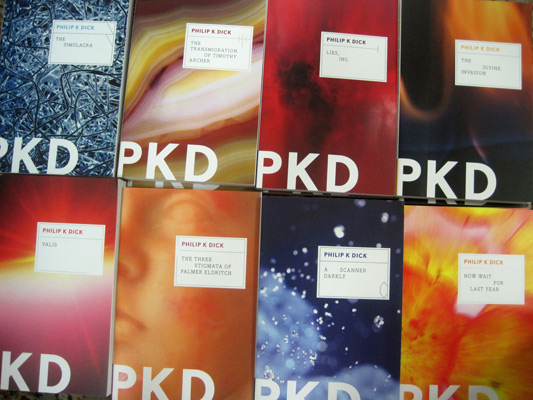Philip K. Dick books