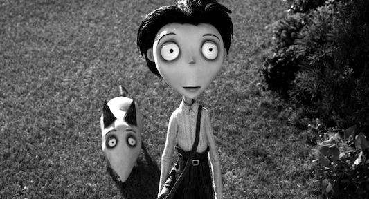 Movie Review: Tim Burton's Frankenweenie