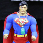 NYCC 2012: Superman, Zod, and Lex Luthor figures