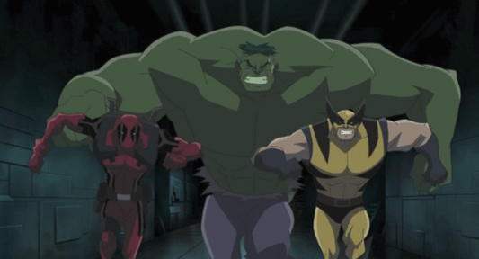 Netflix Review: Hulk vs. Wolverine