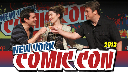 NYCC 2012: Firefly 10th Anniversary panel banner