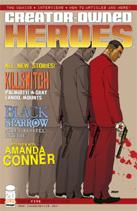 Creator-Owned Heroes #5