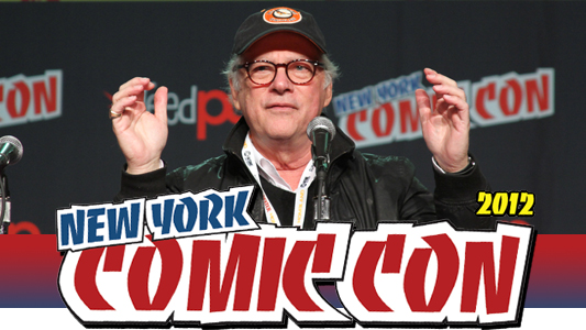 NYCC 2012: Barry Levinson's The Bay Panel