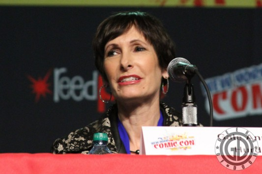NYCC 2012: The Walking Dead panel: Gale Anne Hurd