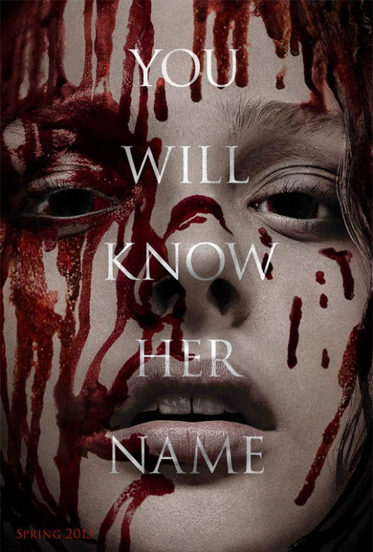 Carrie remake poster