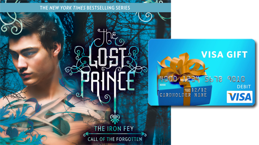 The Lost Prince contest