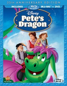 Pete's Dragon Blu-ray Image